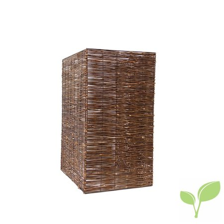 Wilgen container ombouw (enkel)